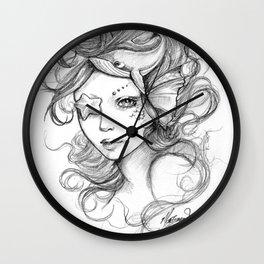 Humpback Wall Clock