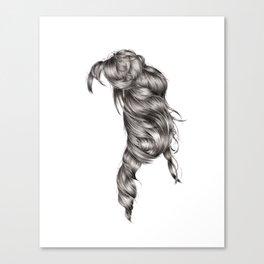 Dara's Hair Canvas Print