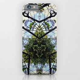 Natural Pattern No 1 iPhone Case