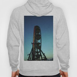 Ferris Wheel and the Flock of Birds Hoody