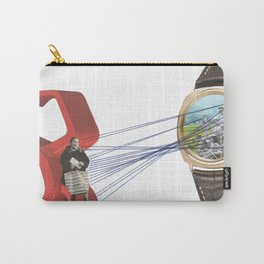Tejiendo Carry-All Pouch