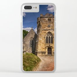 St Mary Newick Clear iPhone Case