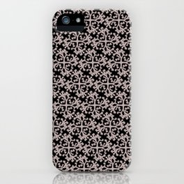 Joshua Tree Patterns by CREYES iPhone Case