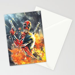 Tango of Death Stationery Cards