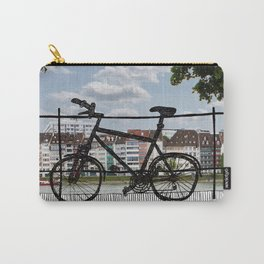 Bike Pastiche  Carry-All Pouch