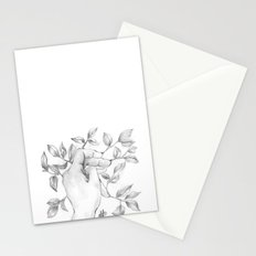 Lost in thoughts Stationery Cards