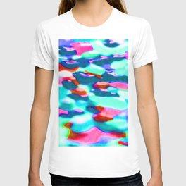 flowery meadow T-shirt