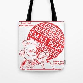 TMNT Pizza Tote Bag
