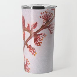 Almond Branch Travel Mug
