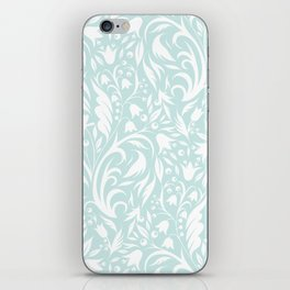 Damascus restful iPhone Skin
