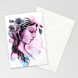Ink Fairy Stationery Cards