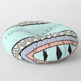 Hakuna Matata Floor Pillow