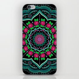Mandala Project 608 iPhone Skin