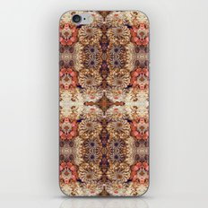 Autumn woodland forest fairy print iPhone & iPod Skin