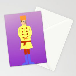 The Russian (I) Stationery Cards