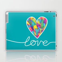 Little bit of Love Laptop & iPad Skin