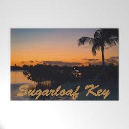 Sugarloaf Key Welcome Mat