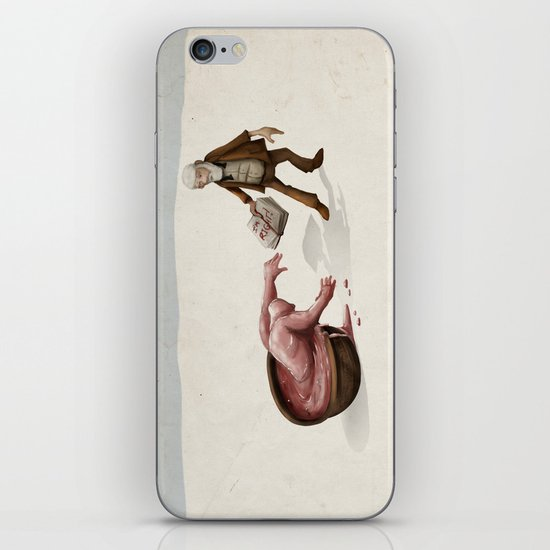 Evolution iPhone & iPod Skin