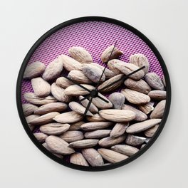 Nuts Over You ! Wall Clock