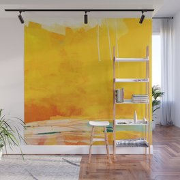 sunny landscape Wall Mural