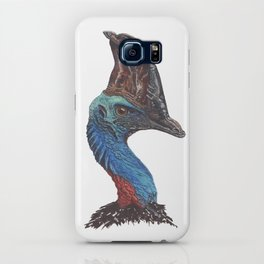 Southern Cassowary iPhone Case