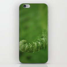 Spring Unfolding iPhone & iPod Skin