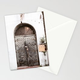 New Orleans Doorway Stationery Cards