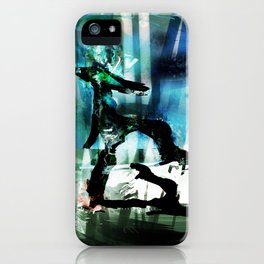 Ethereal What-Knotts iPhone Case