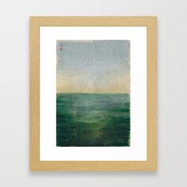 The First Antidote Framed Art Print
