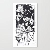 Submerged Canvas Print