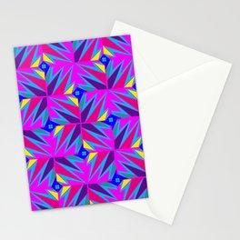 Retro Rosemary Pink Stationery Cards