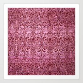 "William Morris ""Brer rabbit"" 6. Art Print"
