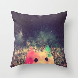 cat-452 Throw Pillow