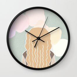 A Day At The Museum Wall Clock