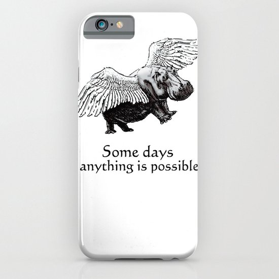 Some Days iPhone & iPod Case