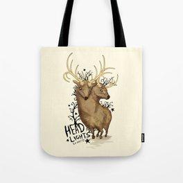 Disoriented Deer Tote Bag
