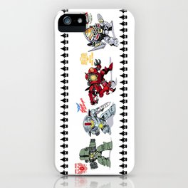 Cancelling the Apocalypse iPhone Case