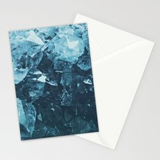 Aquamarine Gem Dreams Stationery Cards