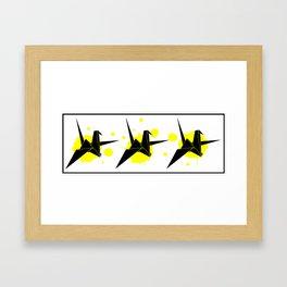 Fly or die 1.3 Framed Art Print