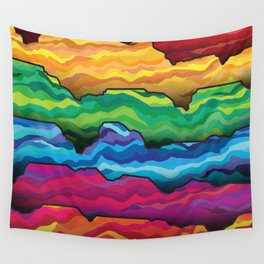 The Badlands Wall Tapestry