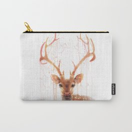 Fairy Deer Carry-All Pouch