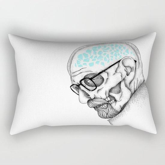 Heisenberg II Rectangular Pillow