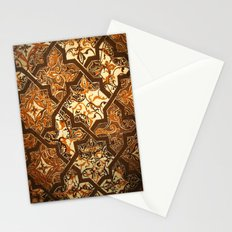 Islamic Heaven Design Done With Henna  Stationery Cards