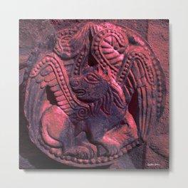 Romanesque lovers VI Metal Print