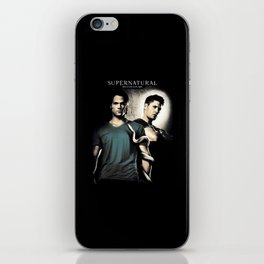 Supernatural iPhone Skin