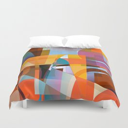 series of actions 2a Duvet Cover