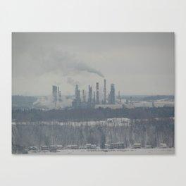 Manufacturing Canvas Print
