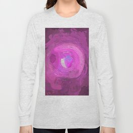 Abstract Mandala 160 Long Sleeve T-shirt