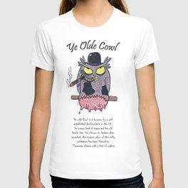 Ye Olde Cowl T-shirt