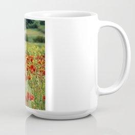 Poppies, Poppies, Poppies Coffee Mug